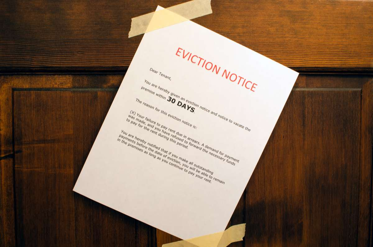 Eviction Notice (R) (S)