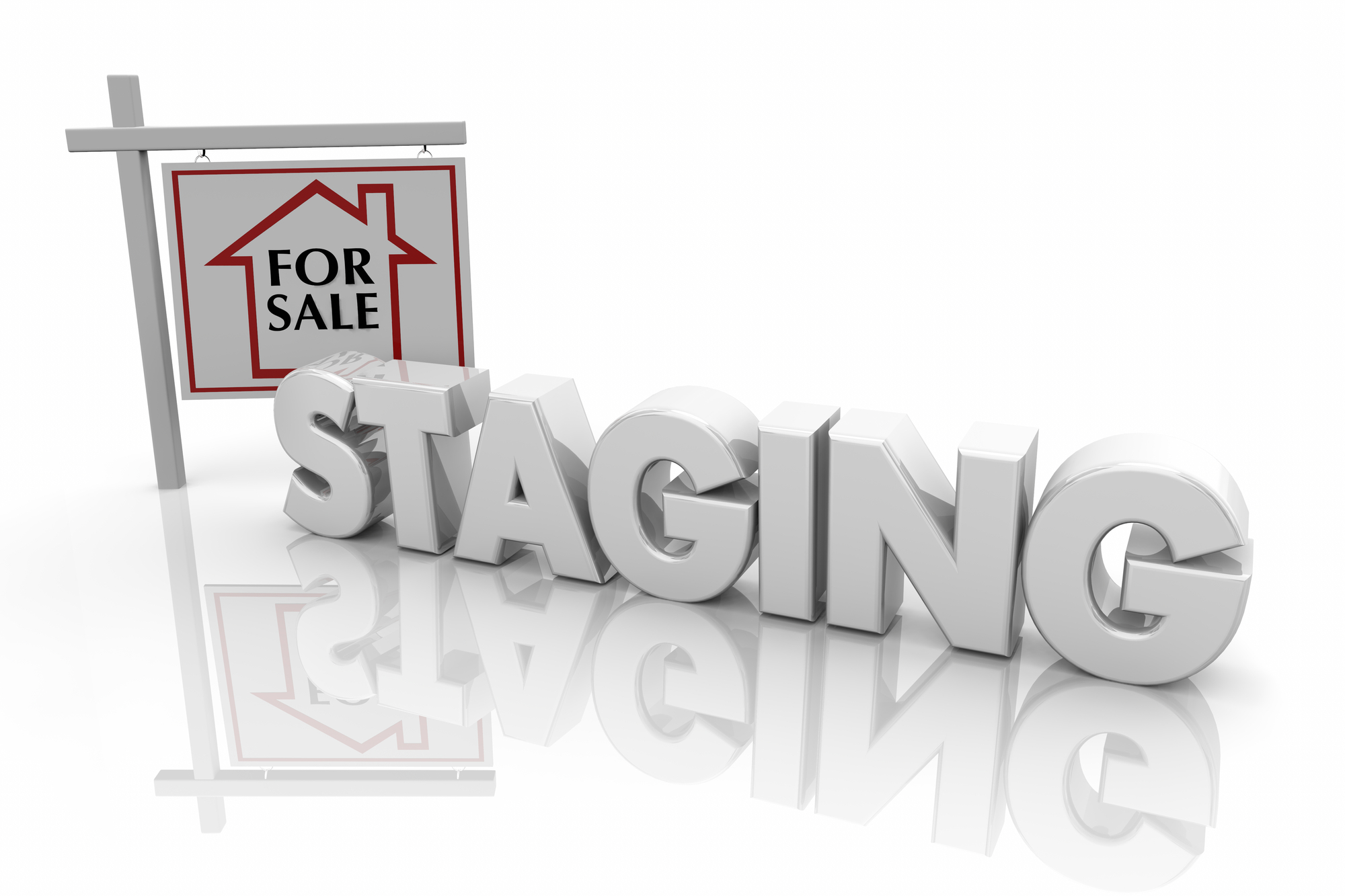 Home Staging House for Sale Open House Service