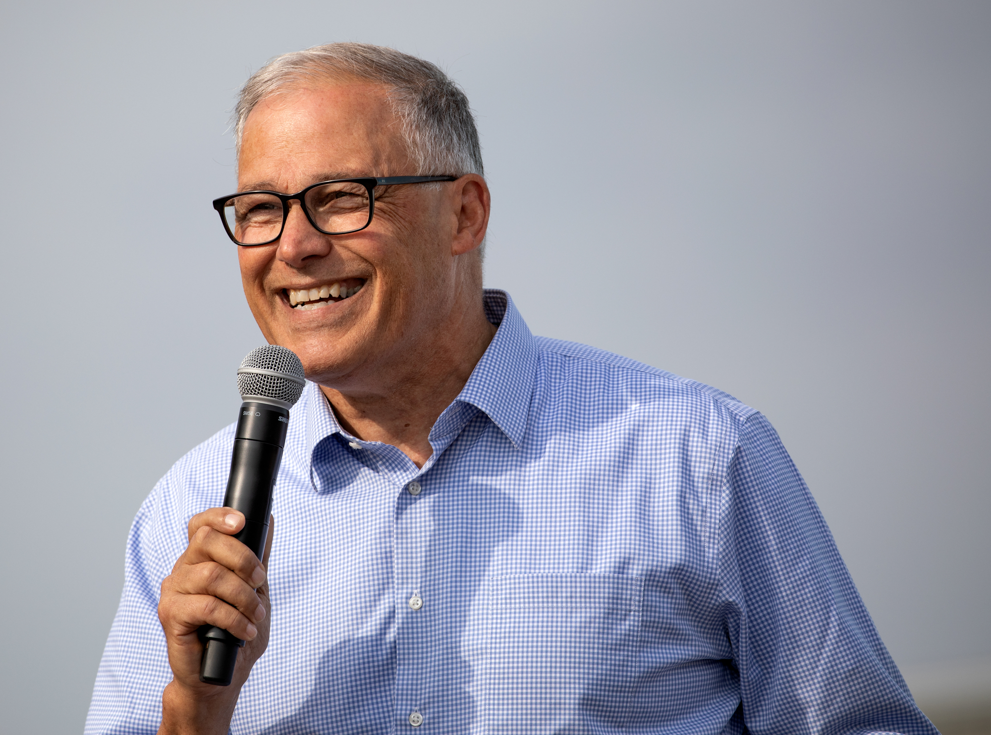 Presidential Candidate Jay Inslee