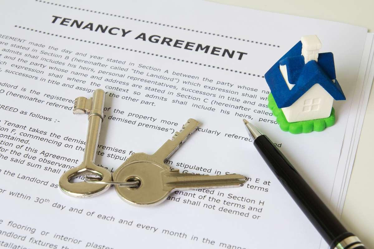 Tenancy agreement (R) (S)